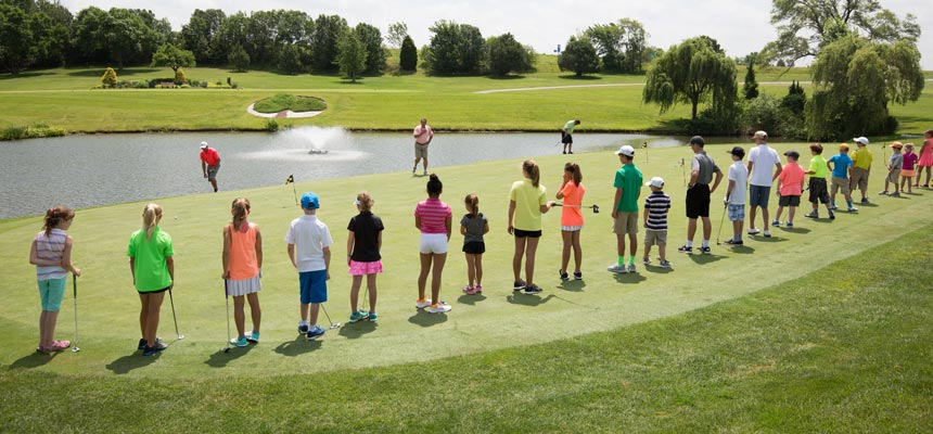 Lakewood Oaks Country Club Junior Golf Play Days